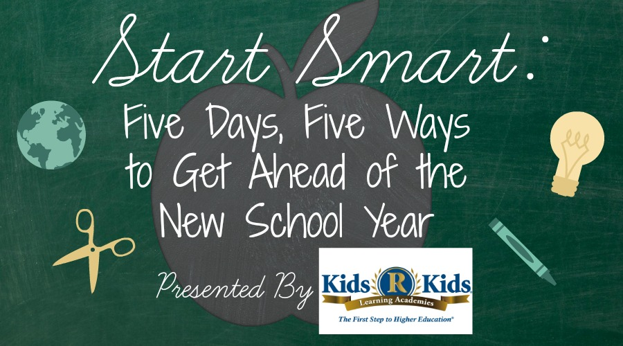 Get Ahead of the New School Year with Kids 'R' Kids | Orlando Moms Blog