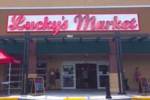 Luckys-Market