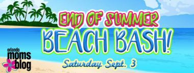 OMB BEACH BASH header