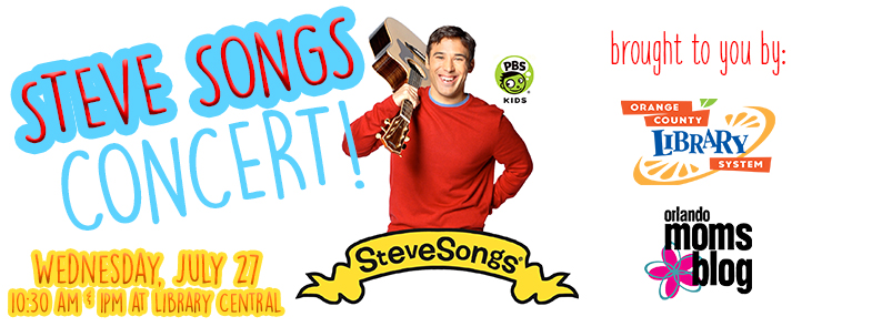 Steve Songs Concert Header