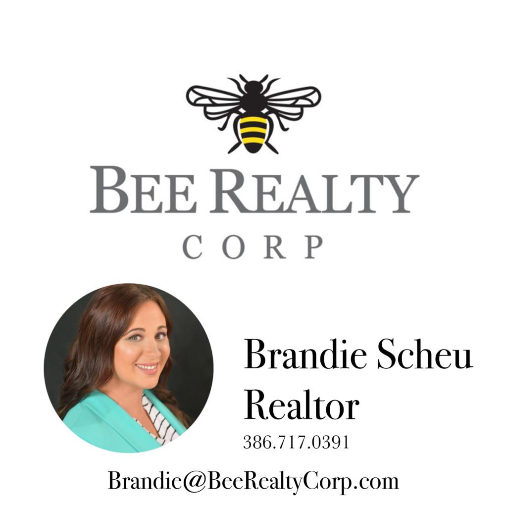 Brandie S Bee Realty Logo