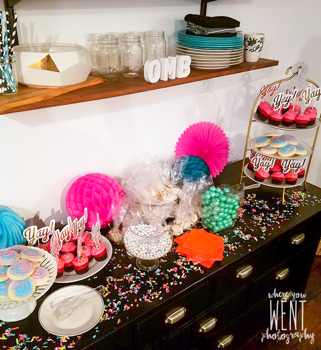 Orlando Moms Blog Birthday Bash at Paper Goat Post!