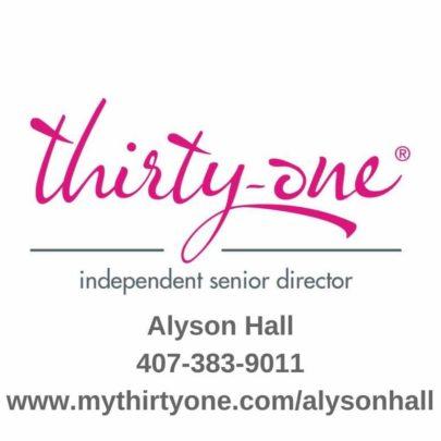 Alyson Hall
