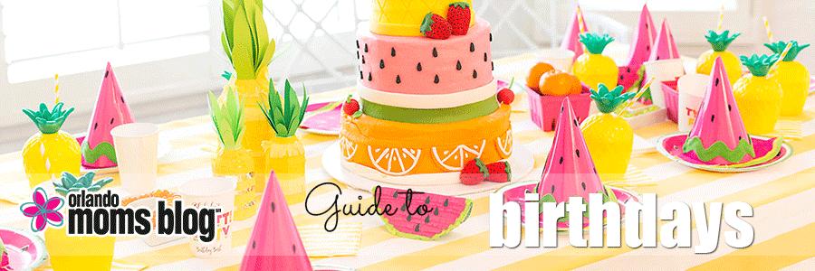 Guide to Birthdays