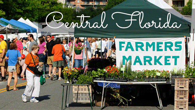 Central Florida Farmers Markets