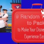 9 Random Things to Pack to Make Your Disney Cruise Experience Easier