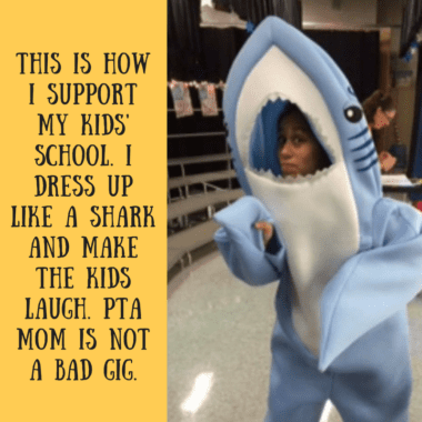 this-is-how-i-support-my-kids-school-i-dress-up-like-a-shark-and-make-the-kids-laugh-pta-mom-is-not-a-bad-gig