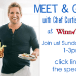 Meet & Greet with Chef Curtis Stone this Sunday Plus, SAVE on your Thanksgiving meal!