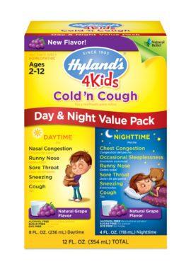 Hyland's Cough'n Cold | Orlando Moms Blog