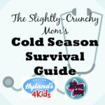 The Slightly-Crunchy Mom's Cold Season Survival Guide