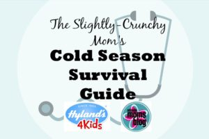 The Slightly-Crunchy Mom's Cold Season Survival Guide | Orlando Moms Blog