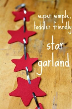 star-craft-garland
