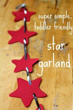 star-craft-garland
