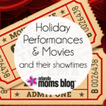 2016 Guide to Holiday Performances and Movies