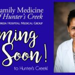 Coming SOON to Family Medicine of Hunters Creek!