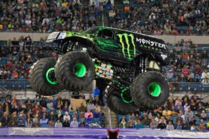 Freestyle Winner - Monster Energy! (photo credit: Feld Motor Sports)