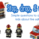 Stop, drop, and what? Fire Safety for Your Family (and Mine Too)