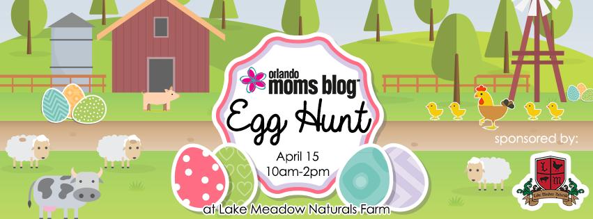 Orlando Moms Blog Egg Hunt