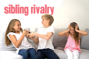 SIBLING-RIVALRY