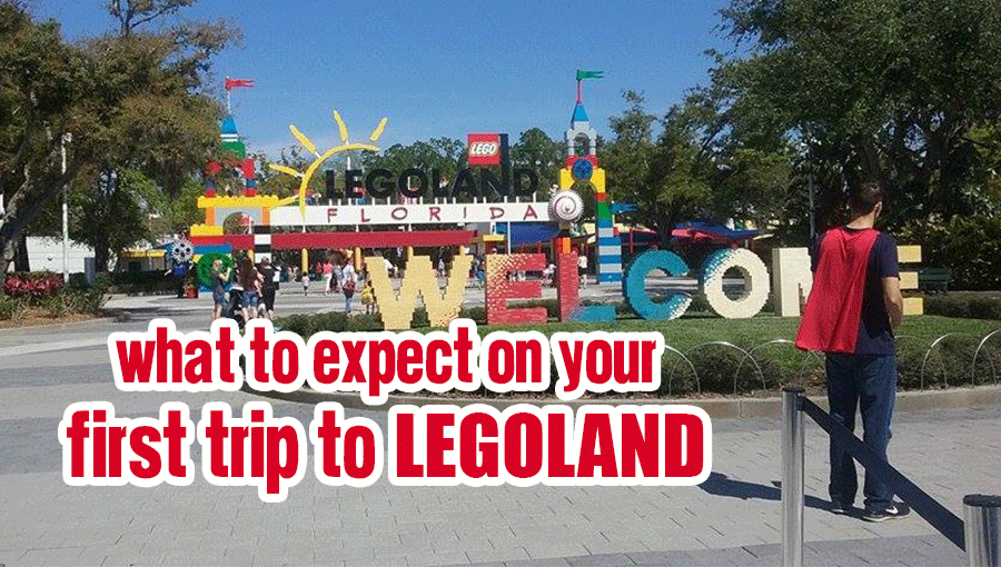 What to Expect on Your First Trip to LEGOLAND