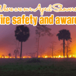 Where are our April Showers? Wildfire Safety and Awareness