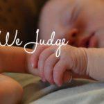 Why We Judge