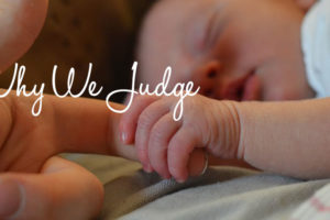 Why-we-judge