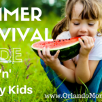 Summer Survival Guide for Fit'n'Healthy Kids