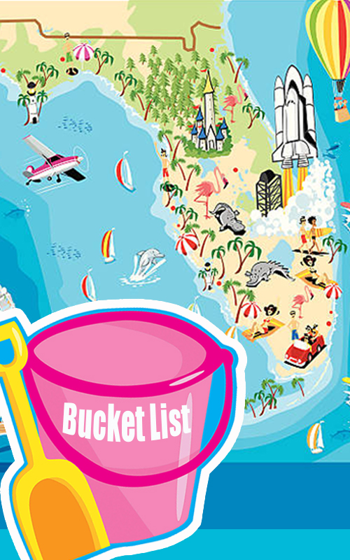 Coast to Coast Bucket List: Summer Vacations Destinations for Florida Families