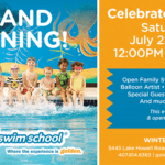 "Splish, Splash! Goldfish Swim School ""o-FISH-ally"" is Open in Winter Park"