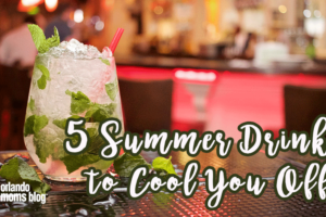 5 Summer Drinks to Cool You Off