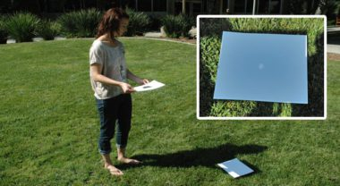 How to Make a Pinhole Camera For Eclipse