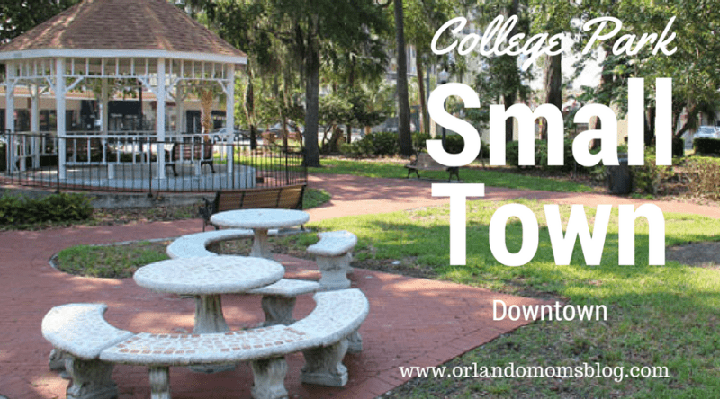 College Park: Downtown Orlando