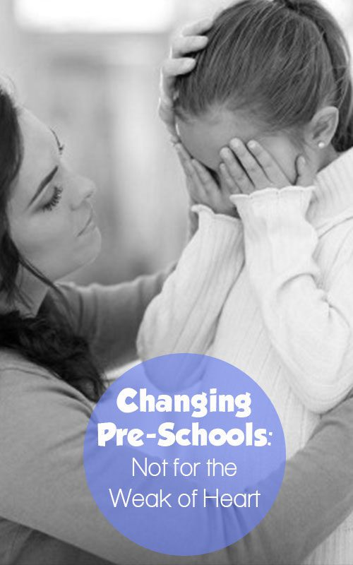 Changing Pre-Schools