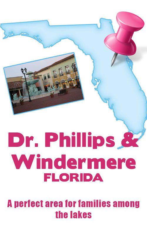 Dr Phillips Windermere Florida