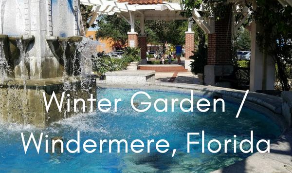 Winter Garden / Windermere, Florida