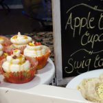 Fall for these Apple Spice Caramel Cupcakes