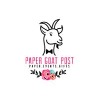 Paper Goat Post