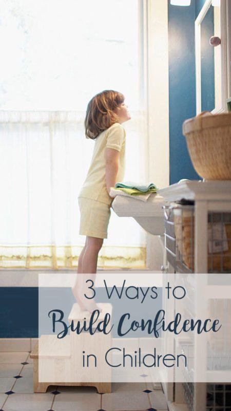 3 Ways to Build Confidence in Children
