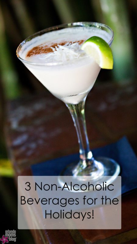 3 Non-alcoholic Beverages