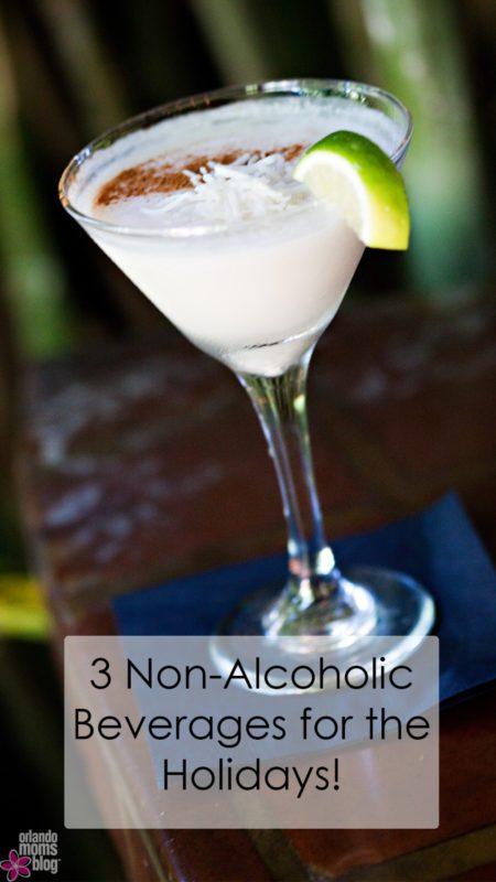 3 Non-alcoholic Beverages
