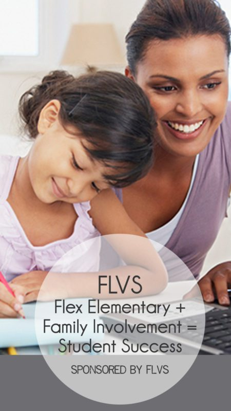 FLVS Flex Elementary + Family Involvement = Student Success