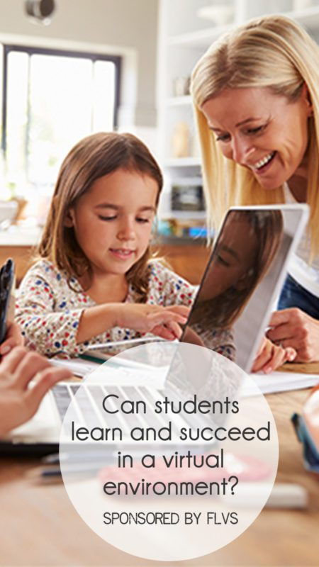 Can students learn and succeed in a virtual environment?