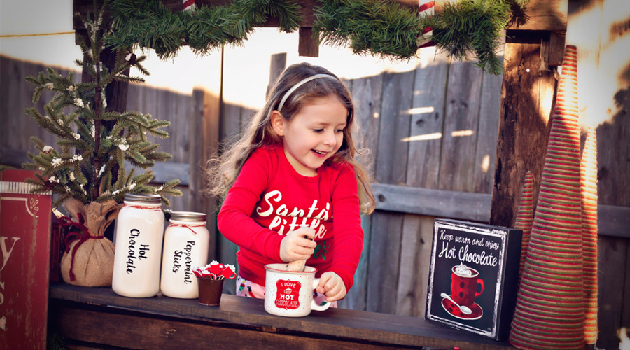 4 Fun Ideas for Hot Cocoa with Kids