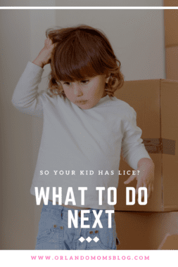 So Your Kid Has Lice? Find Out What to Do Next.
