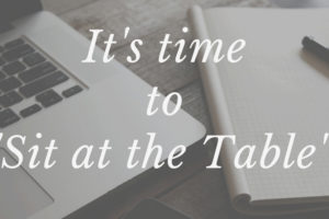 It's-time-to-sit-at-the-table
