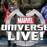 Marvel Universe Live! PLUS GIVEAWAY!
