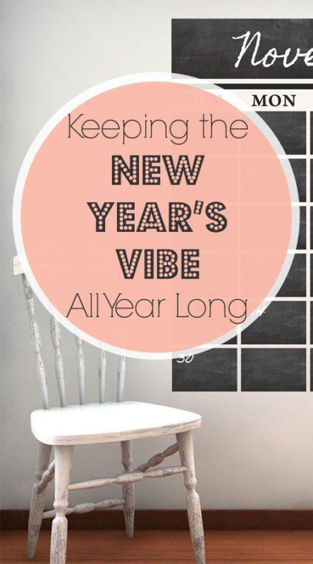 New Year Vibe