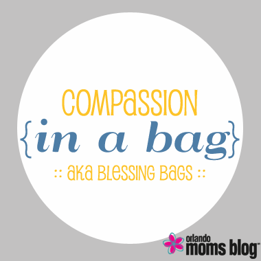 Compassion in a bag Random act of Kindness