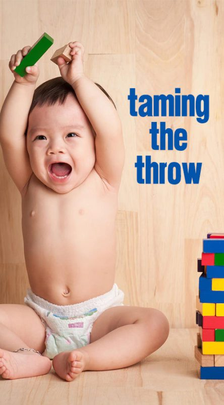 taming the throw